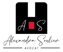 Logo entreprise Maître Alexandra Soulier avocat à la cour